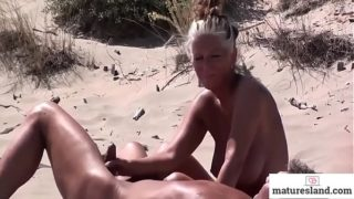 Horny Milf Nudists – Watch More on